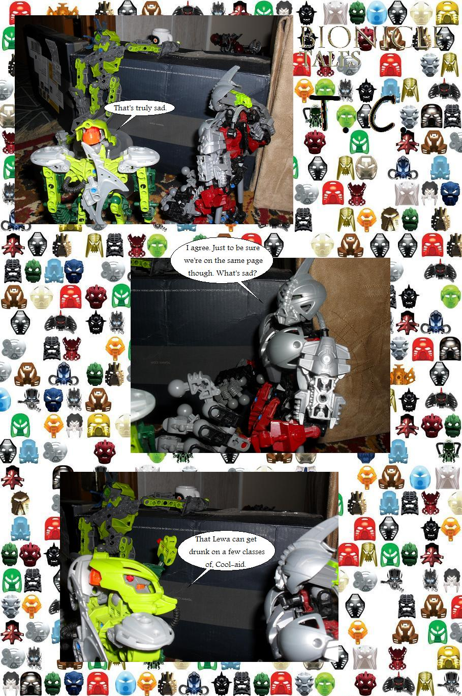 To Many Toa 1.52