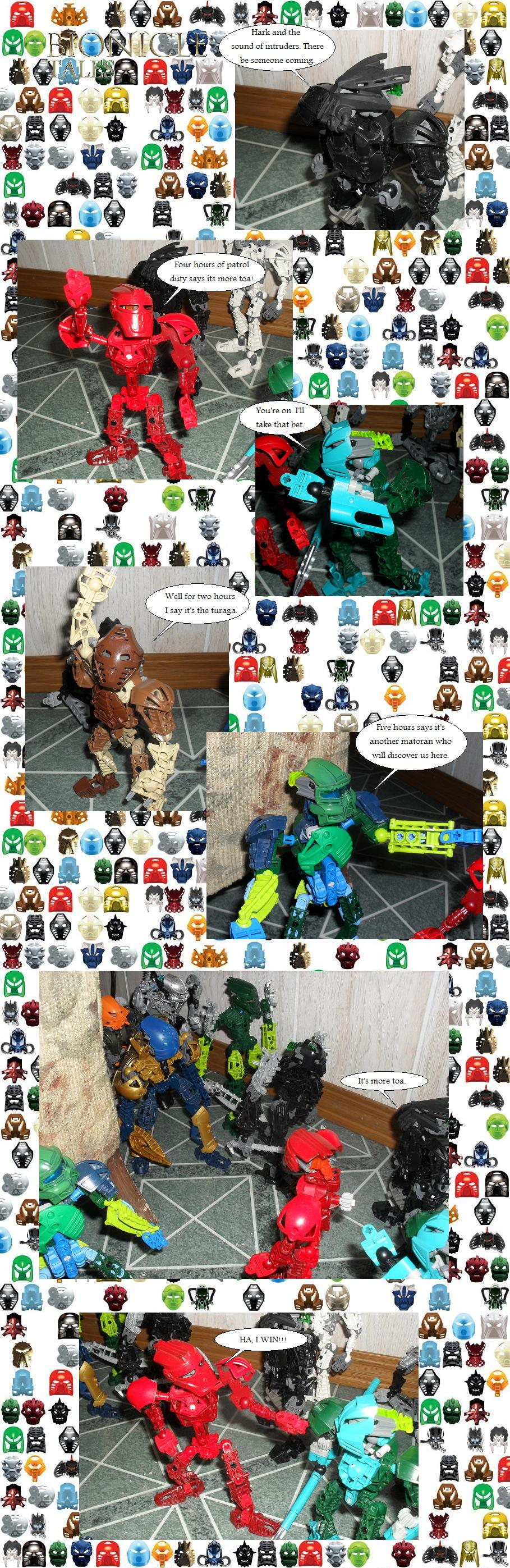 To Many Toa 1.71
